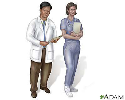 Profesión de Asistente Médico Profesional